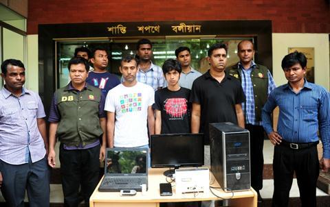 Bangladesh arrests atheist bloggers