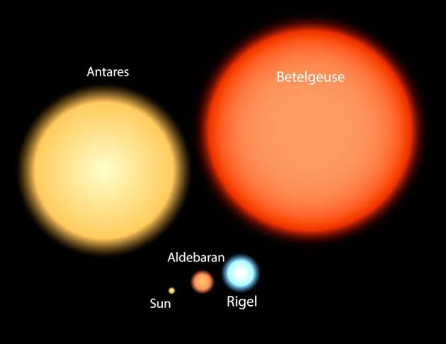 A star called Betelgeuse might be ready to explode into supernova