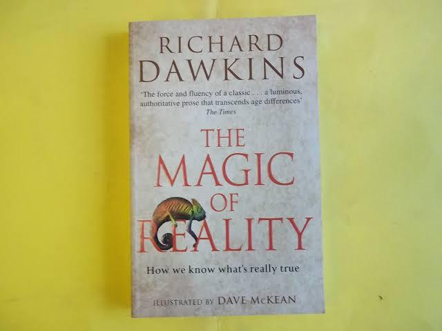 magic of reality richard dawkins book